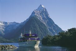 MILFORD SOUND - REAL JOURNEYS